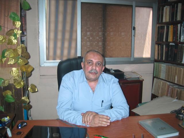 إبراهيم خليل المحامي
